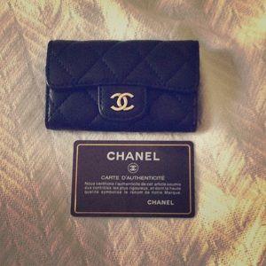 Chanel keyholder